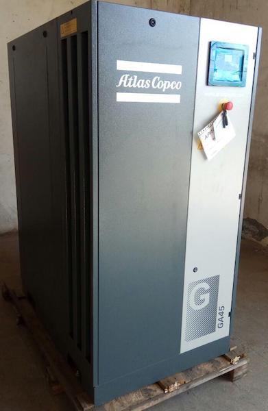 GA45 atlascopco air compressor1