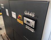 کمپرسور GA45 اطلس کوپکو دست دوم