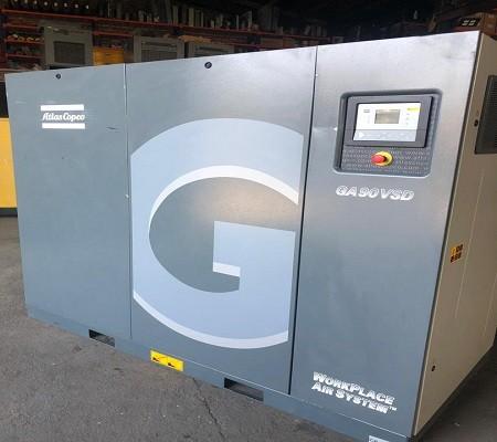 GA90 VSD atlas copco